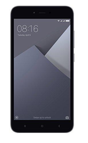 """Smartphone Xiaomi Redmi Note 5A – 2 GB RAM con pantalla 5,5"""" y 4G"""