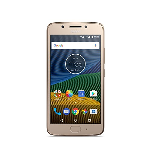 """Smartphone Moto G 5 Gen de Motorola – 2 GB RAM con pantalla 5"""" y 4G"""