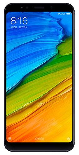 """Smartphone Redmi 5 Plus de Xiaomi (2018) – 4 GB RAM con pantalla 6"""" y LTE"""