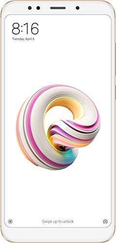 """Smartphone Redmi 5 Plus Eu 5In de Xiaomi – 4 GB RAM con pantalla 6"""" y 4G"""