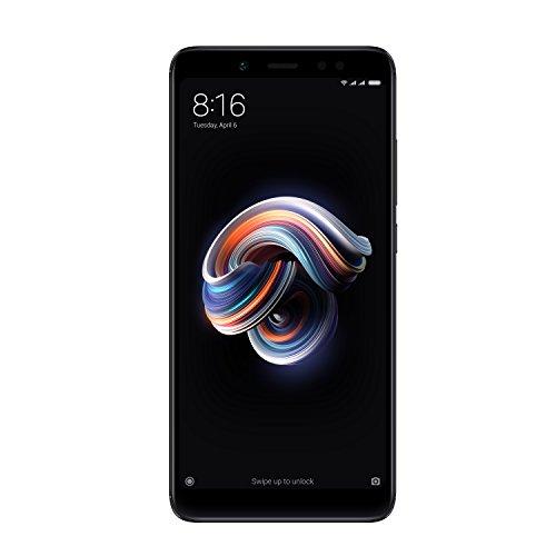 """Smartphone Redmi Note 5 de Xiaomi (2018) – 3 GB RAM con pantalla 6"""" y 4G"""