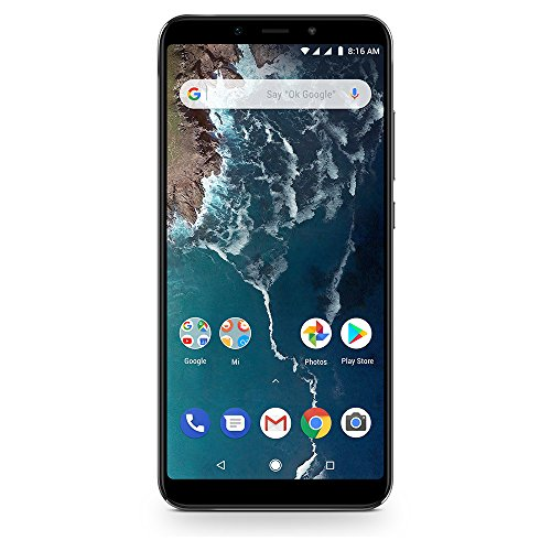 "Smartphone Xiaomi A2 (2018) – 4 GB RAM con pantalla 6"""