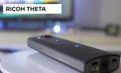 Vídeo: Theta V, la compañera de viaje perfecta, ya graba 4K