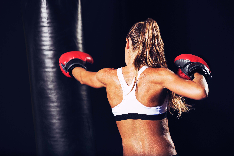Equipamiento para practicar boxeo en casa
