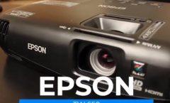 Vídeo-Análisis del proyector EPSON EH-WT650