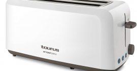 Análisis de la tostadora Taurus Mytoast Duplo