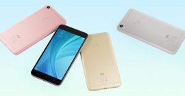 Análisis del smartphone Xiaomi Redmi Note 5A Prime