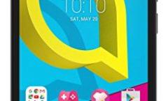 """Smartphone 4G de Alcatel – 1 GB RAM con pantalla 5"""" y LTE"""