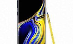 """Smartphone Samsung Galaxy Note 9 (2018) – 8 GB RAM con pantalla 6,3"""" y 4G"""