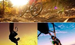 Cámara deportiva Sports Digital Camcorder de Fantasyworld – 4K, WIFI y gran angular