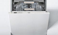 Lavavajillas Whirlpool WKCIO3T123PEF independiente 14 servicios A++ plata