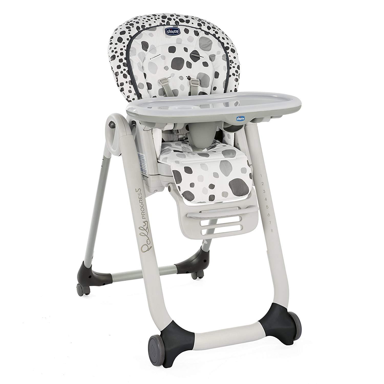 Trona o silla para ni/ños.Mas set de regalo modelo panda azul Trona para beb/é convertible en mesa y silla