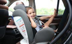 Las mejores sillas de coche para bebé de hasta 18 meses