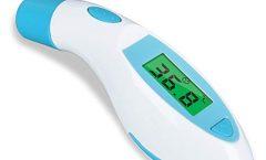 Termómetro digital infrarrojos para bebé 858 de SLONG