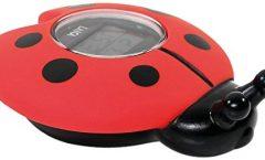 Termómetro digital para ducha y baño bebé TH4006R de Laica