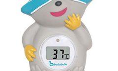Termómetro digital para ducha y baño bebé Badabulle B037002