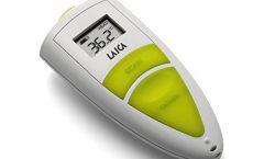 Termómetro digital infrarrojos para bebé TH1001 de Laica