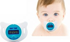 Termómetro digital para bebé 2056 de Interesting