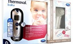 Termómetro digital para bebé THERMOVAL 6952