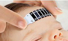 Termómetro digital para bebé 2S50387_TFA de Dabixx, seguro