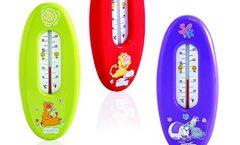 Termómetro para ducha y baño bebé Nuby ID4615, higiénico