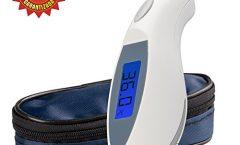 Termómetro digital infrarrojos para bebé Baby Digital MVB01 con pantalla LCD, seguro y fácil de usar