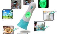 Termómetro digital para bebé Q31J1528563JXSZ109 de Rocita, seguro