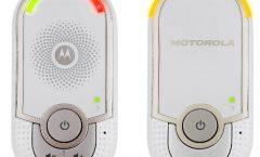 Vigilabebés PNI-MBP8 de Motorola, en blanco