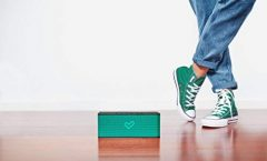 "Altavoz Bluetooth Portátil Energy Sistem ""Energy Music Box B2 Bluetooth Mint (Bluetooth, Audio-In, micrófono integrado)"" 3 W y con una autonomía de 10 horas, en verde mint"