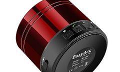 Altavoz Bluetooth Portátil EasyAcc SPP8-BC839 con una autonomía de 24 horas, en rojo