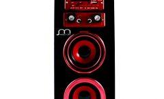 Altavoz Bluetooth Portátil 104110449-4-AM2 de Music Life karaoke 3 W y con una autonomía de 5 horas
