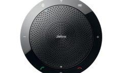Altavoz Bluetooth Portátil Jabra SPEAK 510+ impermeable y con una autonomía de 15 horas, en negro