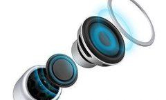Altavoz Bluetooth Portátil Anker AK-A31011A1 karaoke 5 W y con una autonomía de 5 horas, en gris