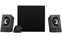 Altavoz Bluetooth Portátil Logitech Z537 karaoke con micrófono 60 W, en negro