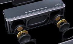 Altavoz Bluetooth Portátil AUKEY K-S1 16 W y con una autonomía de 12 horas, en gris