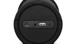 Altavoz Bluetooth Portátil NGS Roller Flow mini 10 W y con una autonomía de 4 horas, en negro