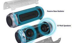 Altavoz Bluetooth Portátil Avantree BTSP-WP400-BLK 10 W