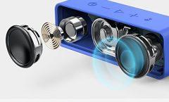 Altavoz Bluetooth Portátil AK-A3102031 de Anker 6 W y con una autonomía de 4 horas, en azul