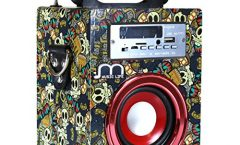Altavoz Bluetooth Portátil Music Life 104111200-2-FBA1 30 W