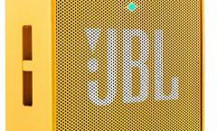 Altavoz Bluetooth Portátil K951030 de Harman Kardon / JBL 3 W y con una autonomía de 5 horas, en amarillo