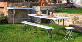 Las mejores mesas plegables