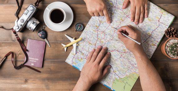 Accesorios de viaje para todo tipo de viajeros
