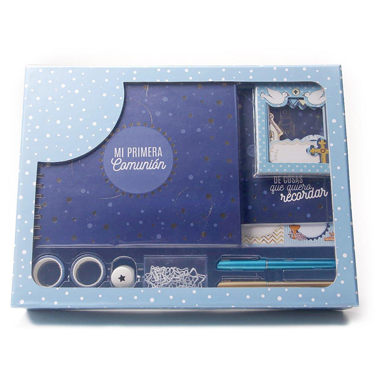 46032865f Contiene un álbum de fotos, una libreta de firmas, 10 pequeños marcos de  fotos y montones de accesorios para ...
