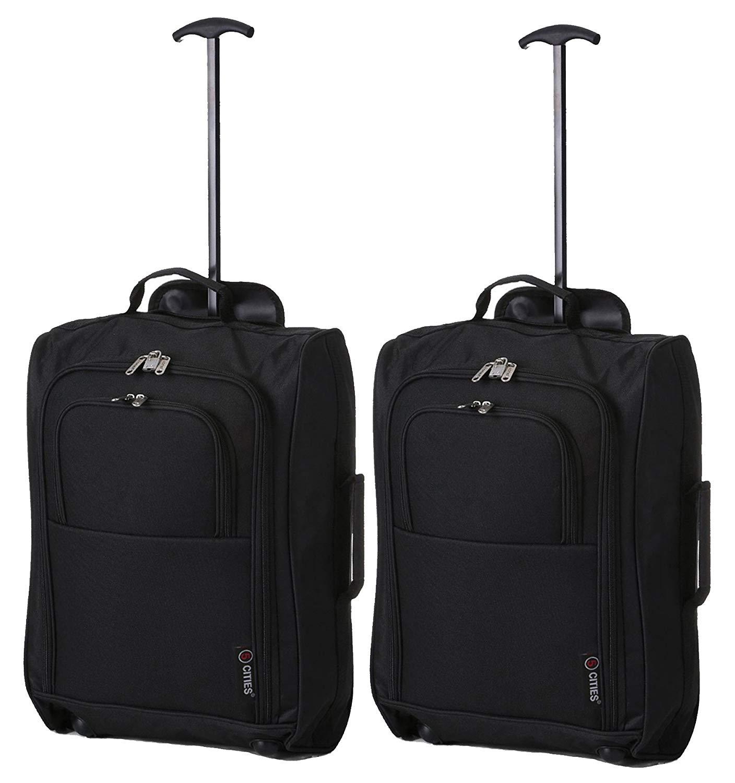 6cdb18ace Las 10 maletas de cabina que causan furor en Amazon - TopComparativas