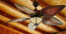 Los 10 ventiladores de techo más vendidos de Amazon