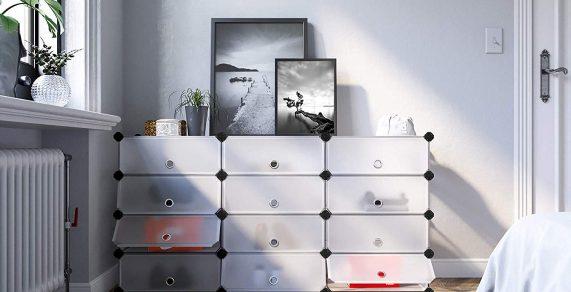 Los organizadores de zapatos para poner orden en tu armario (y en tu vida)
