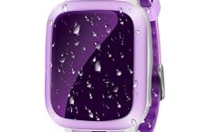 "Reloj inteligente Uxr167 de UxradG infantil con pantalla táctil y 1.44"""