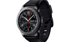 "Reloj inteligente Samsung Gear S3 1.3"", gris"