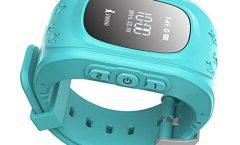 Smartwatch SOD103 de SODIAL(R), azul