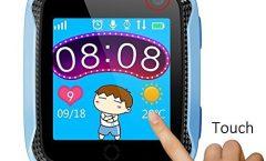 "Reloj inteligente Yango Yan111 para niños 1.44"", azul"
